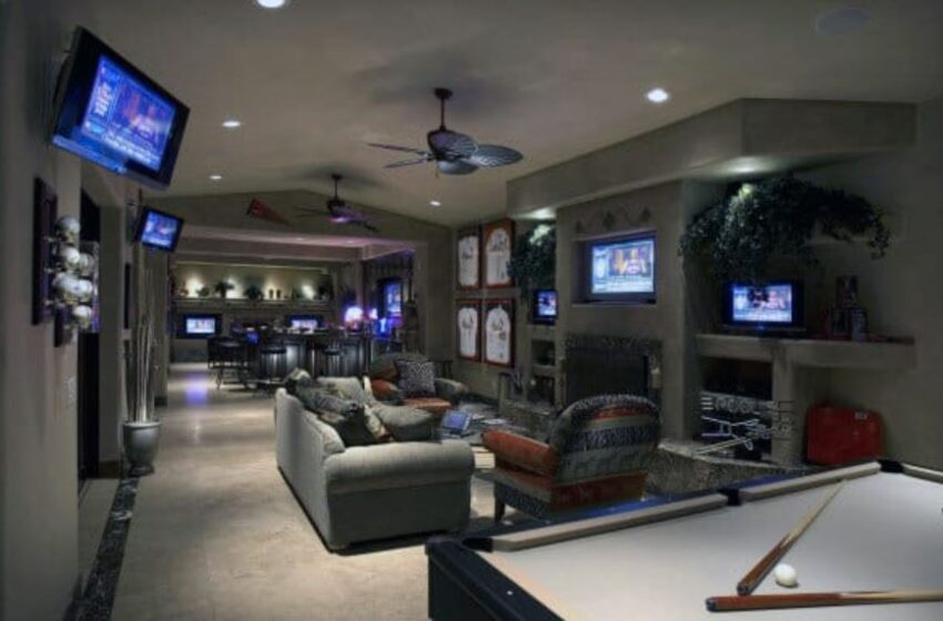 Transforming the Spare Room into an Ultimate Games Room