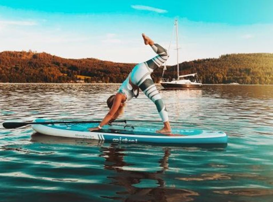 paddle board is not flexible