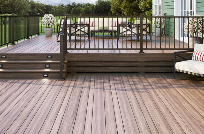 What to Look for in a Composite Deck