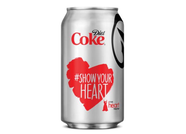 Diet Coke's