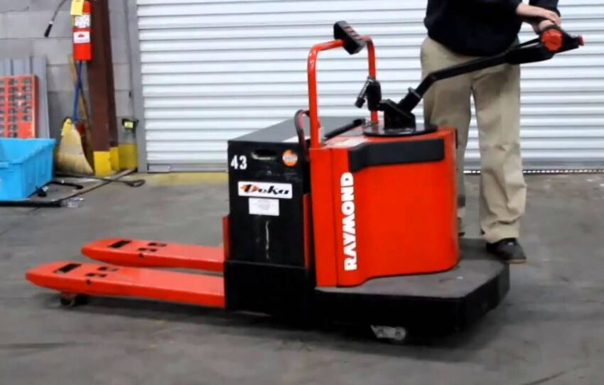 Safety Tips for Electric Pallet Jacks: A Guide for Beginners