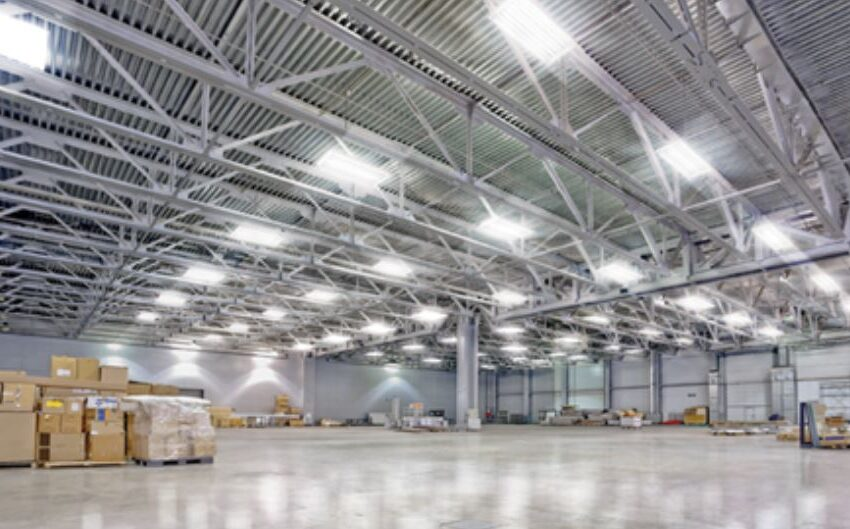 Why are LED Light Fixtures Important for Industrial Spaces