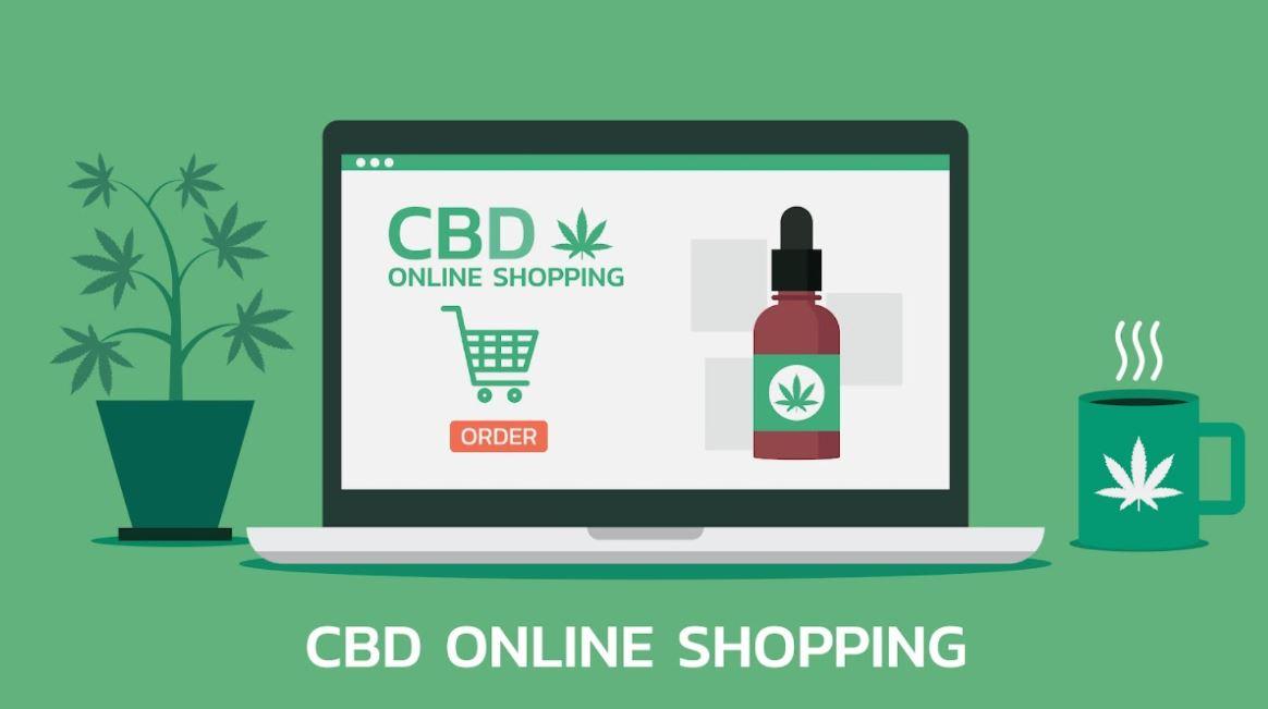Online CBD Business