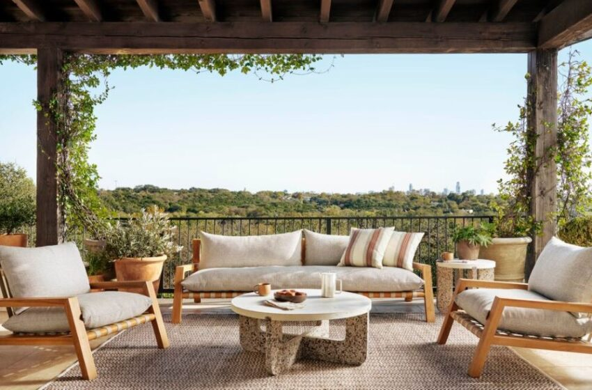 Outdoor Styling 101: How to Make the Most of Your Outdoor Space This Summer