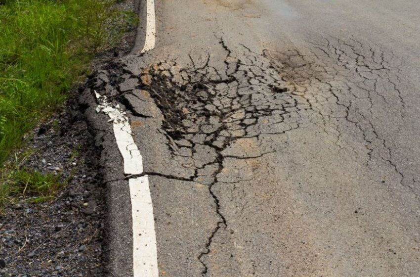 How Poor Road Design Causes Car Accidents