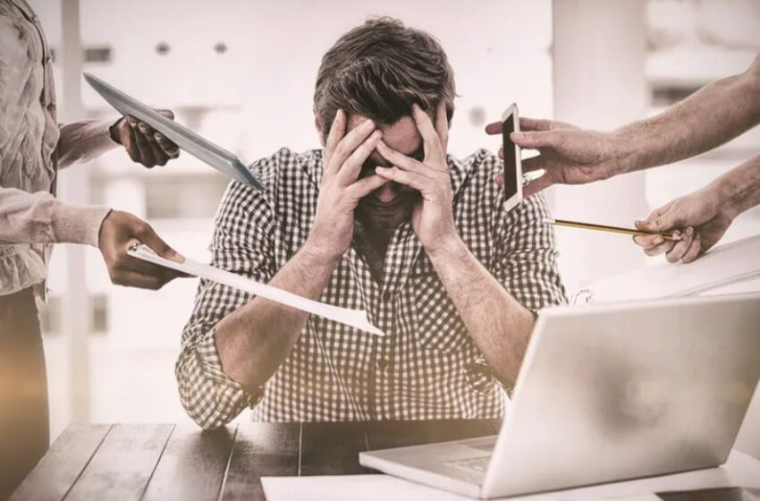 How to Avoid Work Stress For Employees