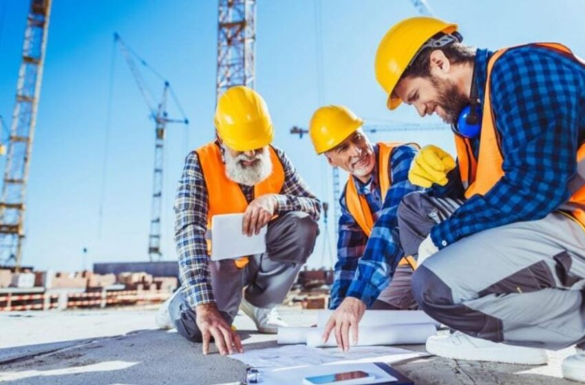 5 Tips For Managing A Construction Project