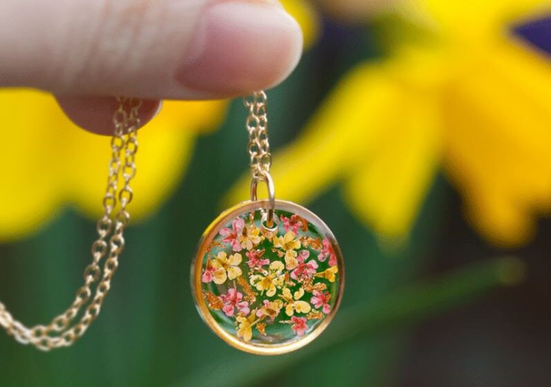 Flowers in Jewelry: Beauty with Deep Meaning