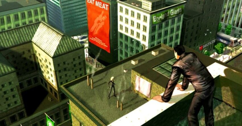 The (Very) Short History of The Matrix in Video Games