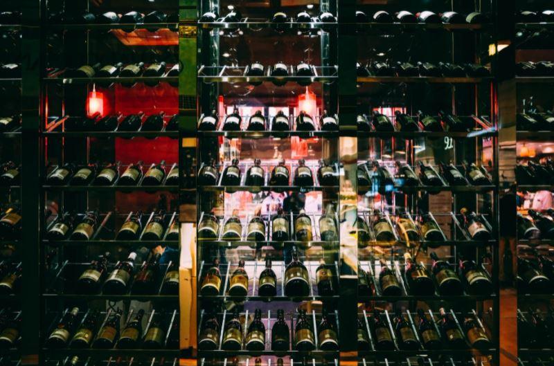 Wide Range of Branded Liquor