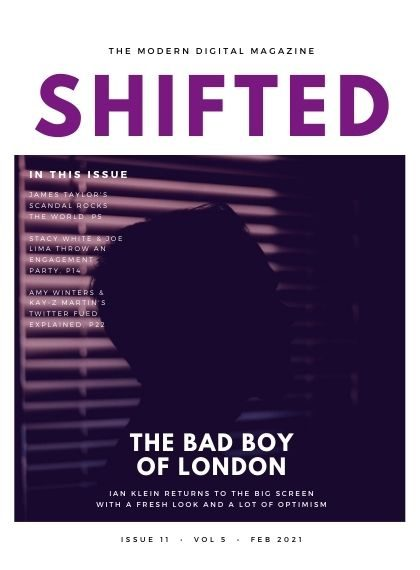 Shifted Magazine poster 3