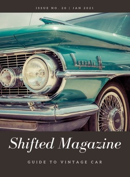Shifted Magazine poster 2